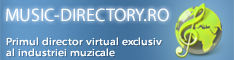 Music Directory Romania - Primul director virtual adresat exclusiv industriei muzicale.